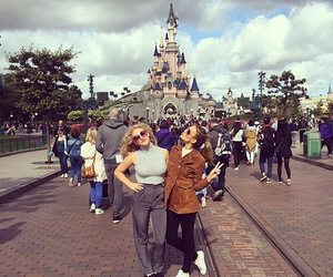 perrie edwards, little mix, and disney land image
