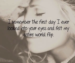 firstsight, girl, and quote image