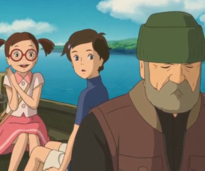 studio ghibli, when marnie was there, and anime image