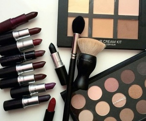 beauty, cosmetics, and makeup image
