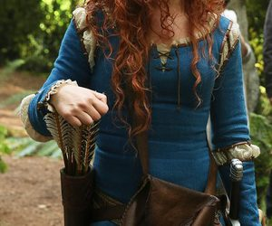 merida, once upon a time, and ️ouat image