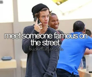 famous, meet, and street image