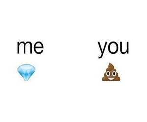 me, you, and diamond image