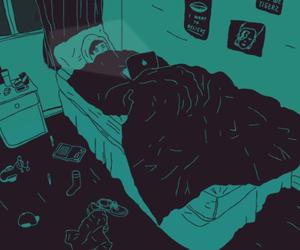 gif, night, and tumblr image