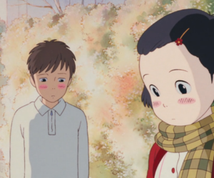studio ghibli, only yesterday, and anime image