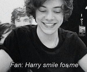 smile, Harry Styles, and cute image