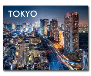 japan, postcard, and tokyo image