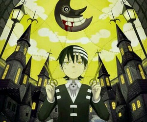 liz, patty, and soul eater image