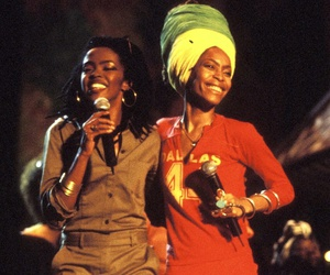 lauryn hill, erykah badu, and soul image