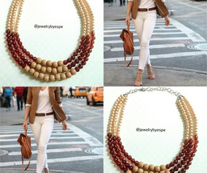 accessories, fashion, and handmade image