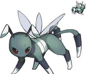 bug, eevee, and pokemon image