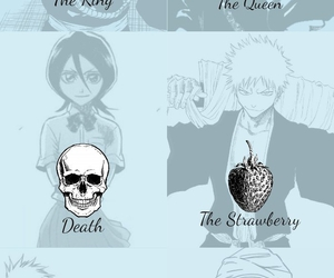 anime, bleach, and manga image