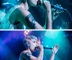 halsey, bands, and music image