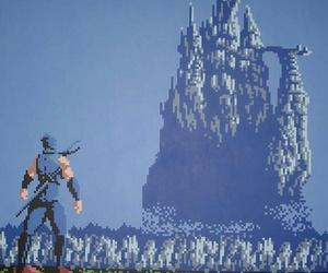 games, 8 bits, and Ninja Gaiden image