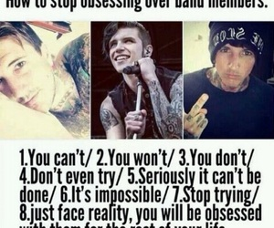band, andy biersack, and band members image