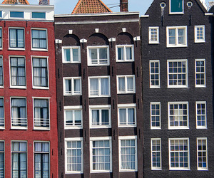 amsterdam, cities, and cityscape image