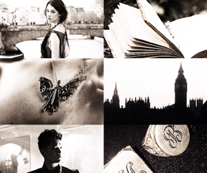 magnus bane, the infernal devices, and tessa gray image