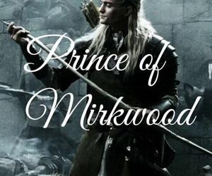 Legolas, prince, and prince of mirkwood image