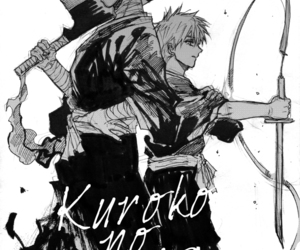 bleach, crossover, and knb image