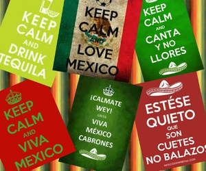 keep calm and mexico image