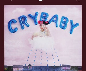 melanie martinez, crybaby, and music image