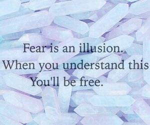 fear, quote, and grunge image