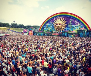 dj and Tomorrowland image