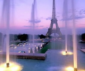 paris, france, and purple image