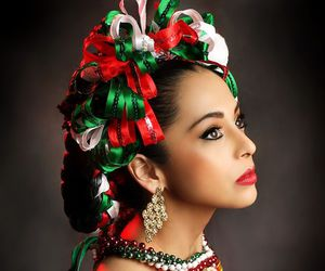 mexico and woman image