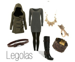 Legolas, outfit, and ️ropa image
