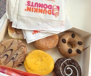 food and dunkindounots image