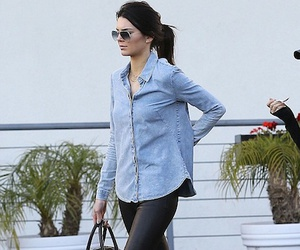 kendall jenner, outfit, and style image