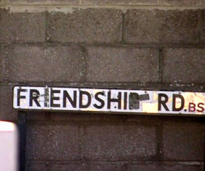 friendship, sign, and text image