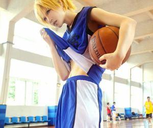 cosplay and kuroko no basket image