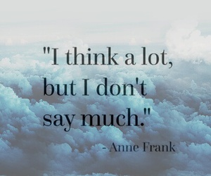 quote, say, and think image