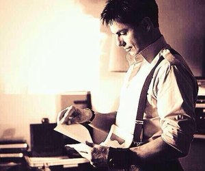 captain jack harkness, doctor who, and torchwood image
