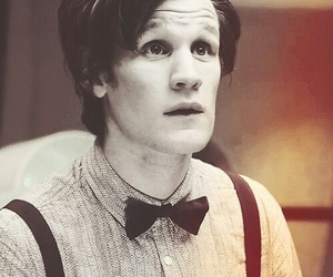 doctor who, matt smith, and eleven image