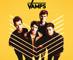 the vamps, wake up, and tristan evans image