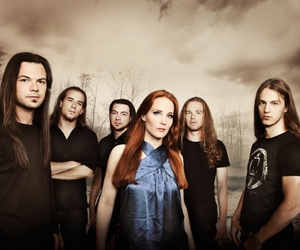 clouds, sky, and Epica image