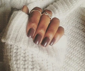 bague, girl, and ongles image