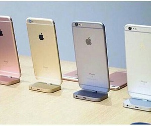 iphone, iphone 6s, and apple image