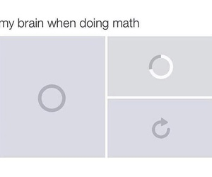 math, funny, and loading image