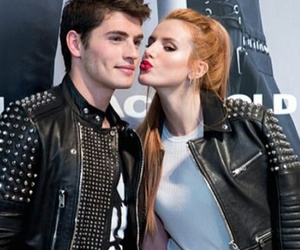 actors, bella thorne, and greg sulkin image