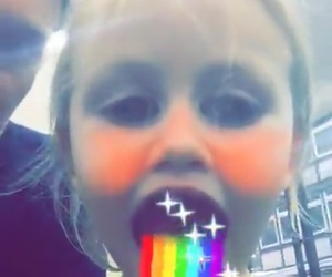 baby, crazy, and lux image