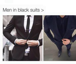 men and suit image