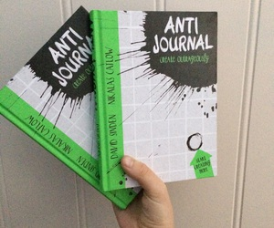 AJ, anti journal, and anti journal ideas image