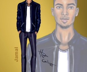 empire, jamal, and by hayden willams image