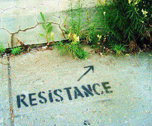 resistance, nature, and art image