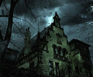 abandoned, spooky, and creepy image
