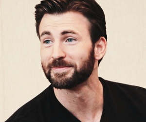chris evans and handsome image